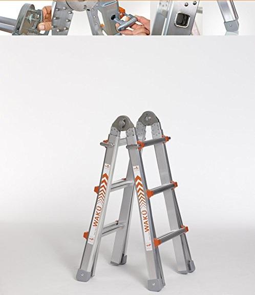 Maintenance Telescopic Ladder