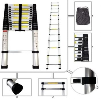 Best Telescopic Ladder With A Carry Bag By Todeco