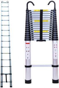 The Best 6.2 M Telescopic Ladder By AutoFu